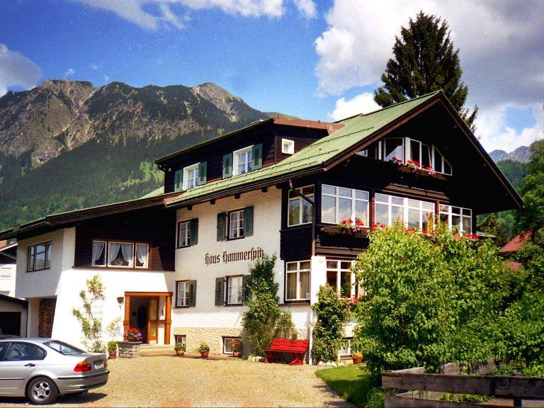 Unser Haus Hammerspitz